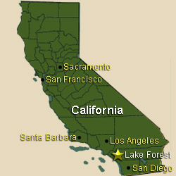 map of lake forest california About Lake Forest Lake Forest Ca Official Website map of lake forest california