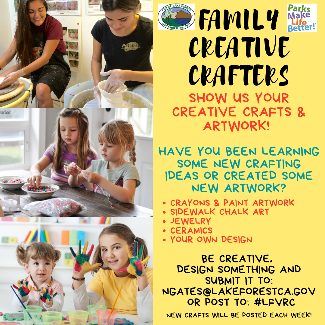 Family Creative Crafters
