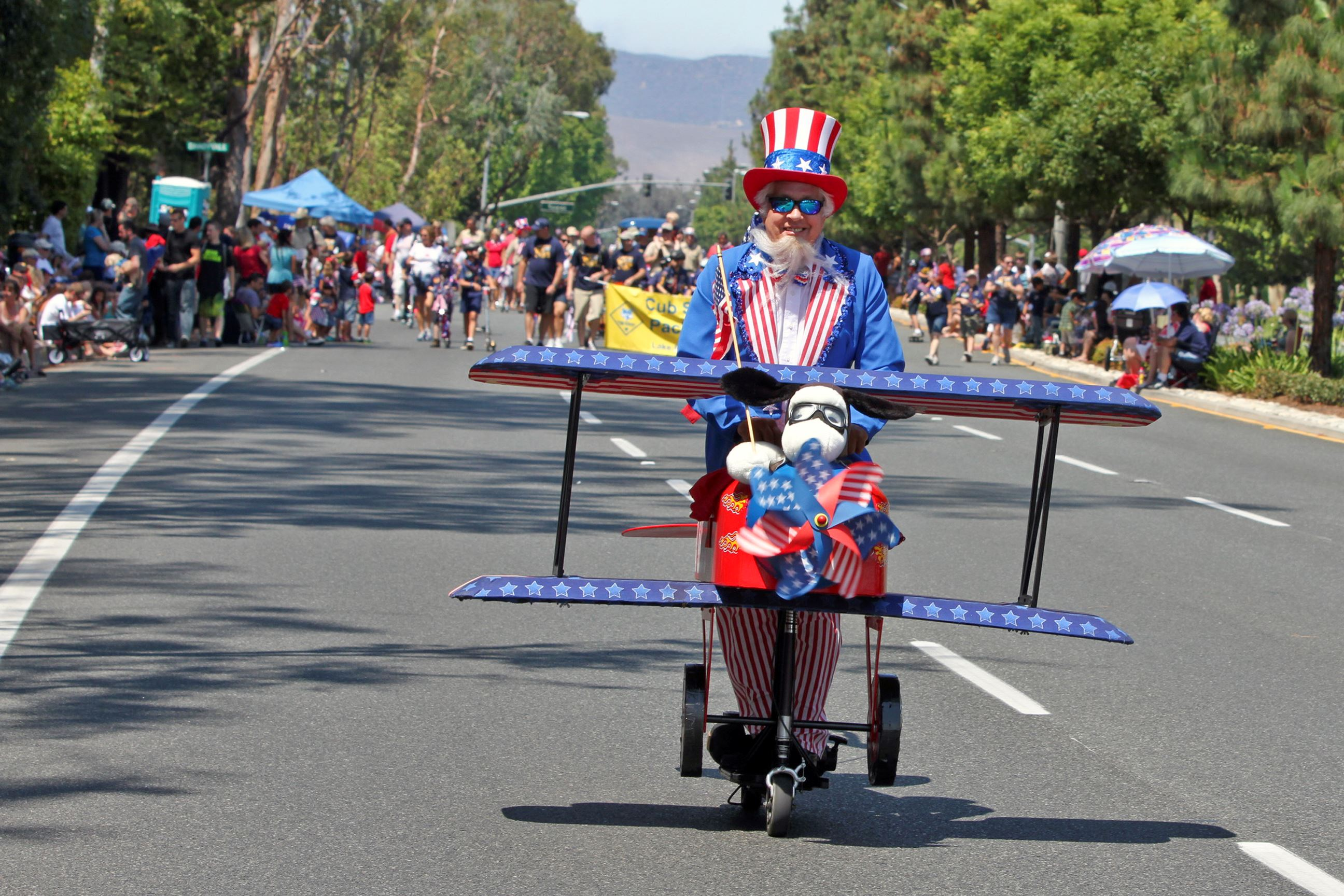 INDEPENDENCE DAY PARADE 52
